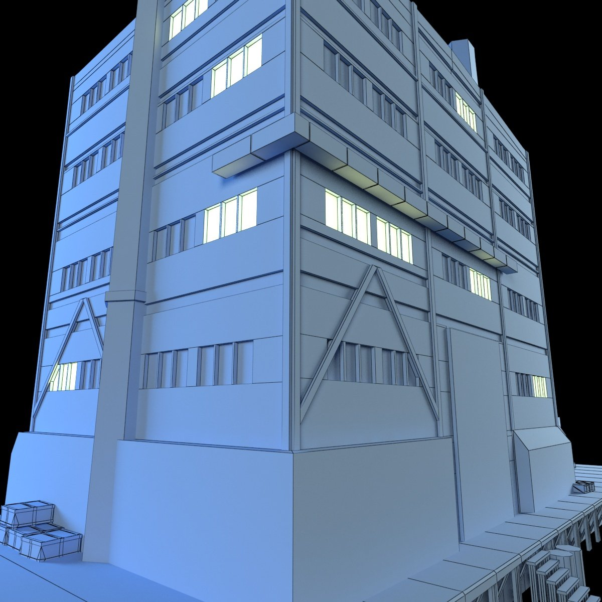 Factory Siatka