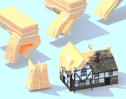 3d Buildings Portfolio
