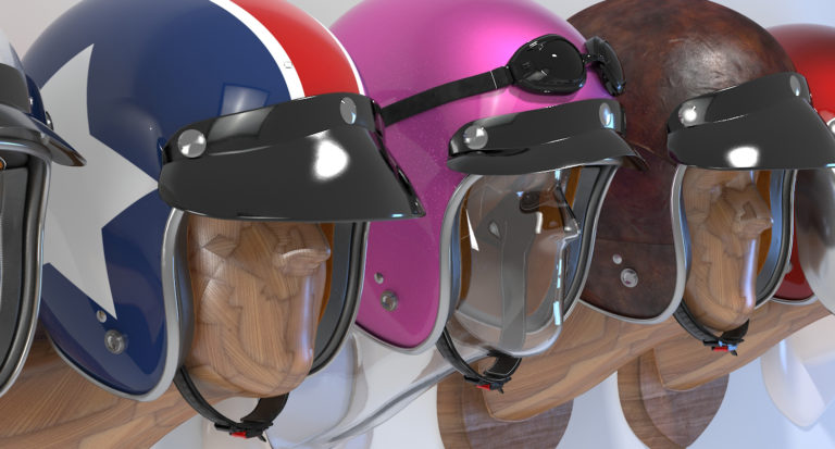 Helmet Collection