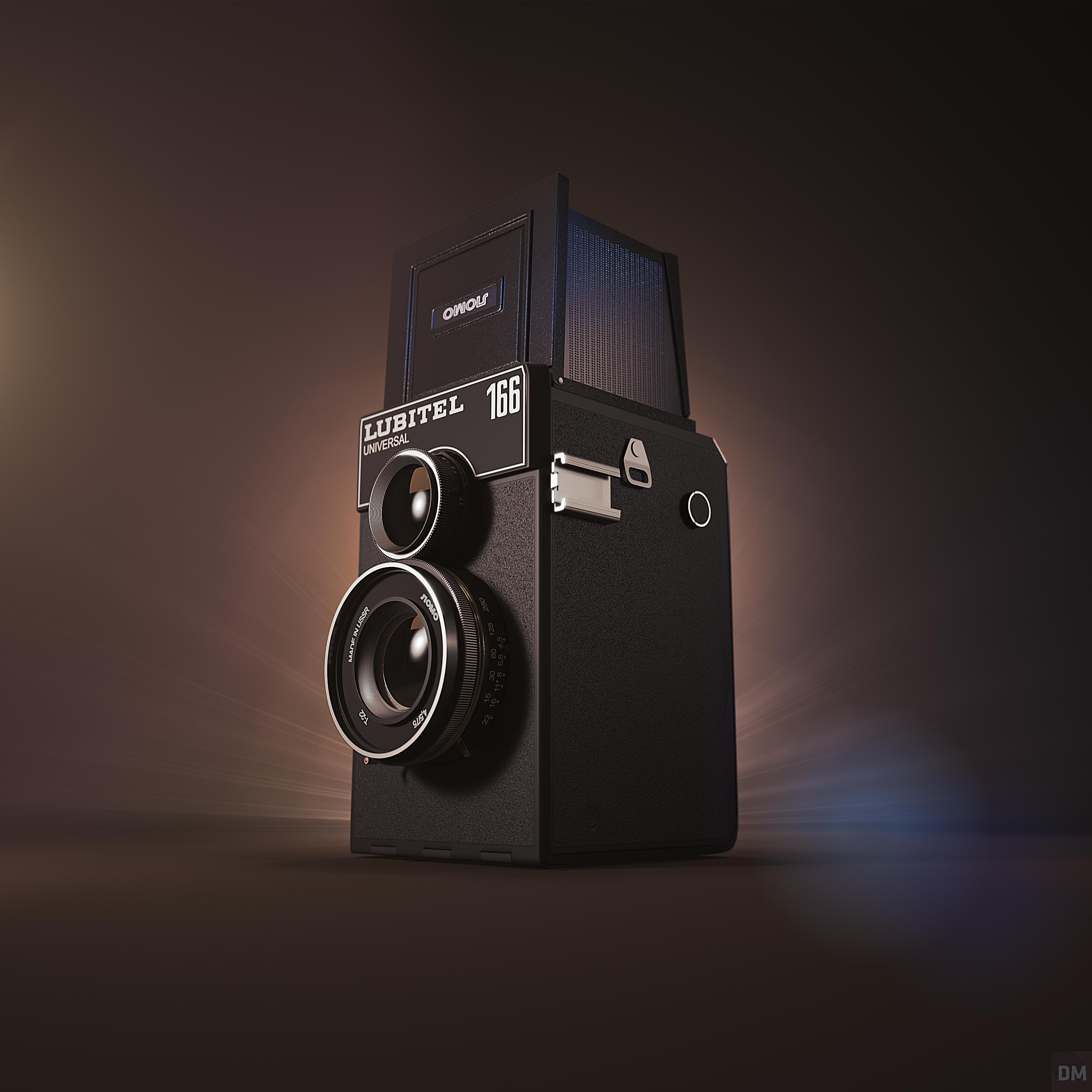 Lubitel 166 Photo Camera