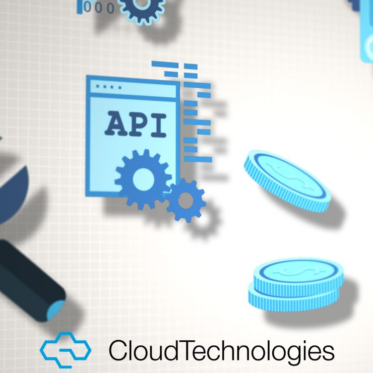Infografika dla Cloud Technology