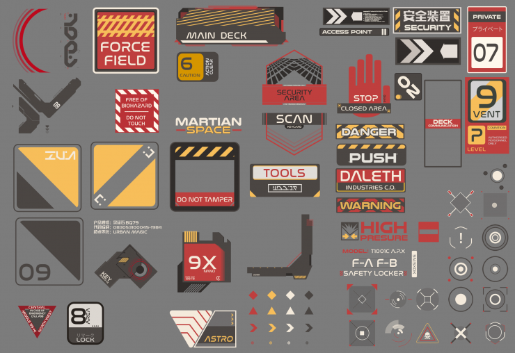 Substance painter tool pack image
